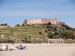 visiting Malaga