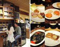 Gorki Restaurant in Malaga