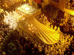 Malaga's Holy Week