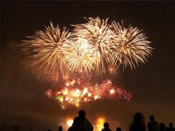Malaga Fair's Fireworks