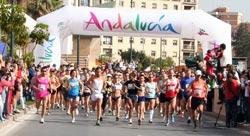 Malaga half-marathon