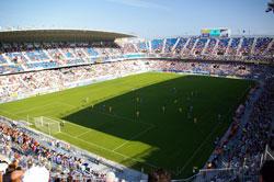 Rosaleda Stadium - Malaga CF