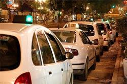 Taxis in Malaga