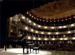 Cervantes Theatre in Malaga