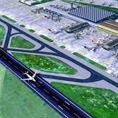 Malaga airpor new runway