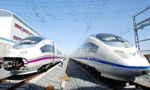 ave trains at Malaga